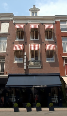 Hotel Bellington - Amsterdam - Toà nhà