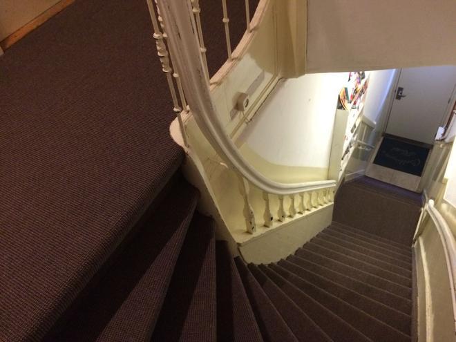 Hotel Bellington - Amsterdam - Cầu thang