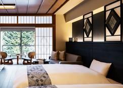 Hoshino Resorts Kai Tsugaru - Hirakawa - Bedroom
