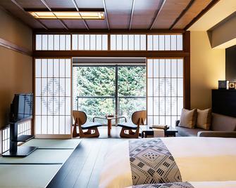 Hoshino Resorts Kai Tsugaru - Hirakawa - Ložnice