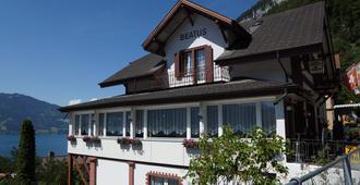 Hotel Beatus - Interlaken - Building