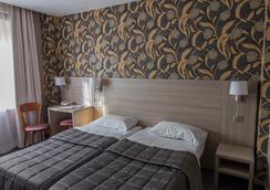 Palma Hotel - Παρίσι - Κρεβατοκάμαρα