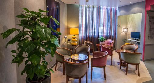 帕爾馬酒店 - 巴黎 - 巴黎 - 休閒室