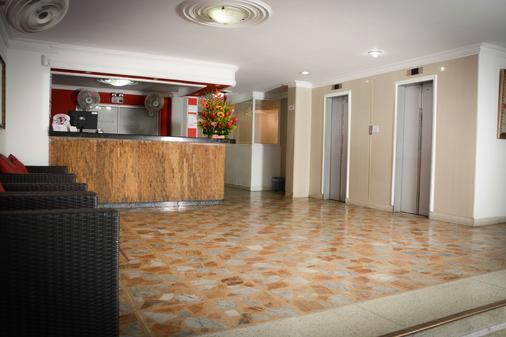 Hotel Stil Cartagena - Cartagena de Indias - Recepción