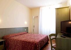 Hotel Savoia E Campana - Montecatini Terme - Makuuhuone