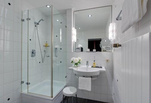 Hotel Am Sophienpark - Baden-Baden - Phòng tắm