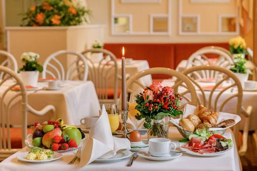 Hotel Am Sophienpark - Baden-Baden - Thức ăn