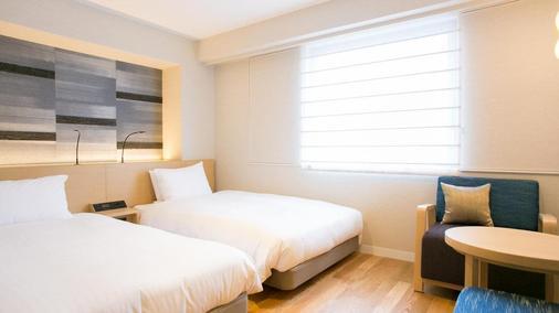 Nishitetsu Hotel Croom Hakata - Fukuoka - Schlafzimmer