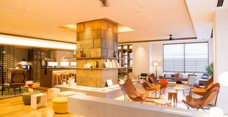 Nishitetsu Hotel Croom Hakata - פוקואוקה - לובי