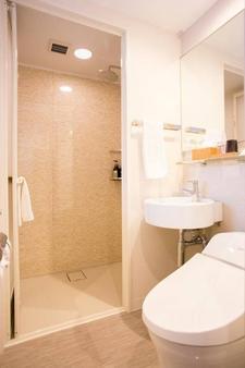 Nishitetsu Hotel Croom Hakata - Fukuoka - Bad
