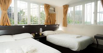 Homy Inn - Hong Kong - Bedroom