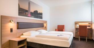 ノヴム ホテル ブリュイ シュトゥットガルト - シュトゥットガルト - 寝室