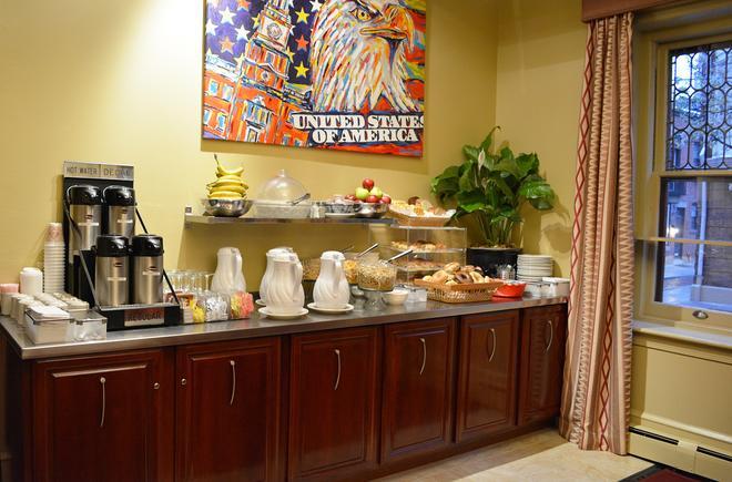 亞歷山大酒店 - 費城 - 費城 - 飲食