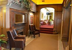 亞歷山大酒店 - 費城 - 費城 - 休閒室