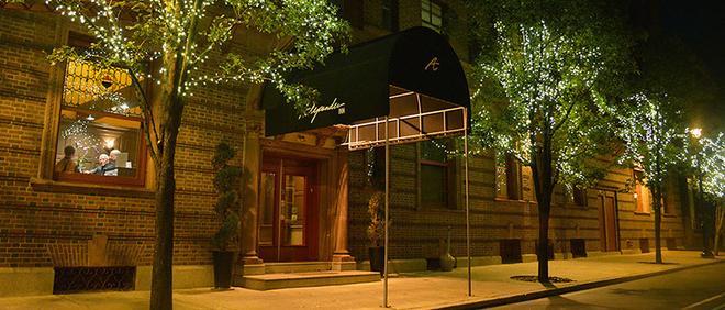 亞歷山大酒店 - 費城 - 費城 - 建築