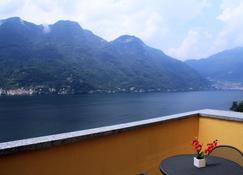 La Cascata Lake Como - Nesso - Parveke