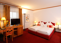 Hotel Obermaier - Μόναχο - Κρεβατοκάμαρα