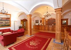 Hotel Obermaier - Μόναχο - Σαλόνι ξενοδοχείου