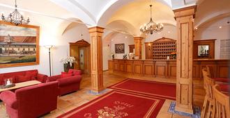 Hotel Obermaier - Munich - Lobby