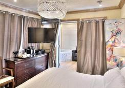 Chateau Saint-Marc - Montreal - Bedroom