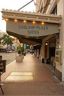 Gaslamp Plaza Suites - San Diego - Rakennus