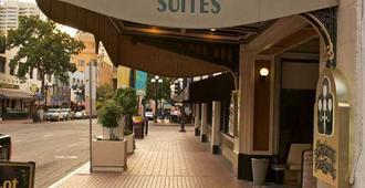 Gaslamp Plaza Suites - San Diego - Edificio