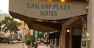 Gaslamp Plaza Suites - San Diego - Edificio