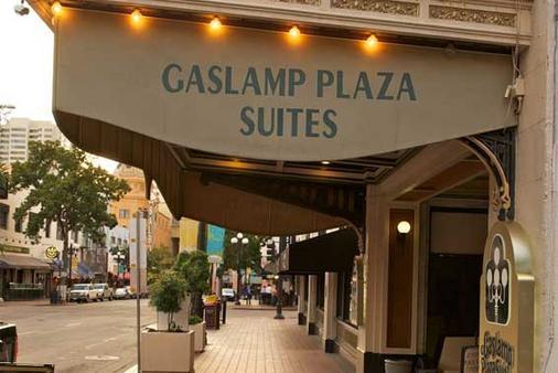 Gaslamp Plaza Suites - San Diego - Building