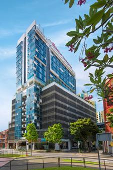 新加坡實龍崗希爾頓花園酒店 - 新加坡 - 建築
