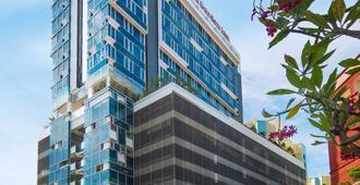 Hilton Garden Inn Singapore Serangoon - Σιγκαπούρη - Κτίριο