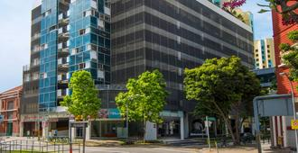 Hilton Garden Inn Singapore Serangoon - Σιγκαπούρη - Κτίριο