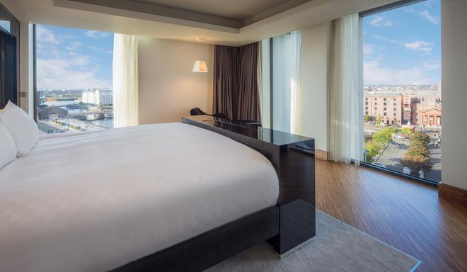 Hilton Liverpool City Centre - Liverpool - Phòng ngủ