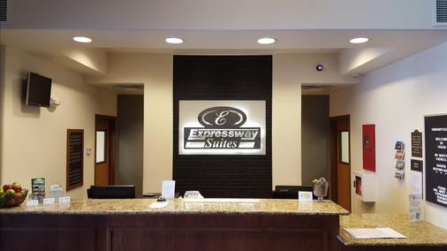 Expressway Suites Fargo - Fargo - Lễ tân