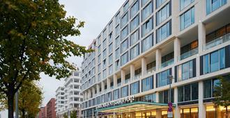Scandic Berlin Potsdamer Platz - Berliini - Rakennus