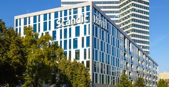 Scandic Hamburg Emporio - Hamburg - Building