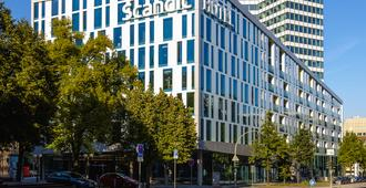 Scandic Hamburg Emporio - Hampuri - Rakennus