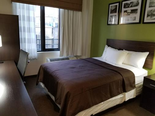 Hillside Hotel - Κουίνς - Κρεβατοκάμαρα