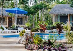 Maya Eco Village - Akumal - Pool