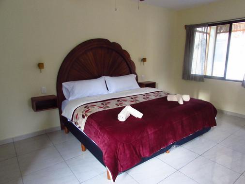 Maya Eco Village - Akumal - Bedroom