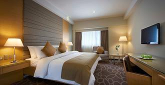 Berjaya Makati Hotel - מאקאטי סיטי - חדר שינה
