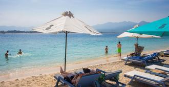 Sunrise Resort - Pemenang - Παραλία