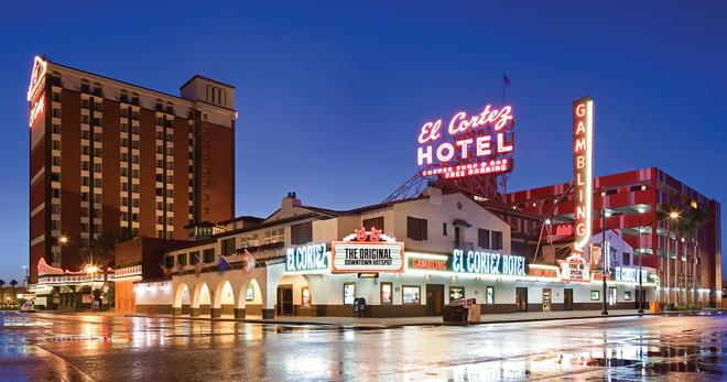 El Cortez Hotel and Casino - Las Vegas - Edificio
