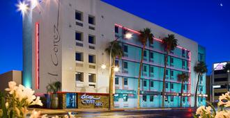 El Cortez Hotel and Casino - Las Vegas - Bâtiment