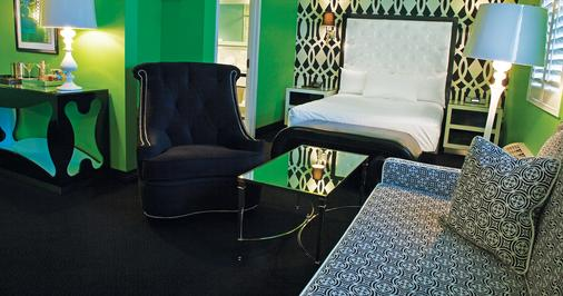 El Cortez Hotel and Casino - Las Vegas - Bedroom