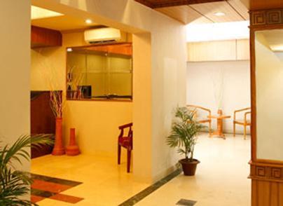 Hotel Ornate - Ντάκα - Σαλόνι ξενοδοχείου