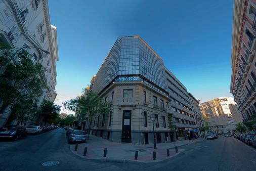 Hotel Gran Versalles - Мадрид - Здание