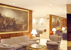 Hotel Gran Versalles - Мадрид - Лаундж