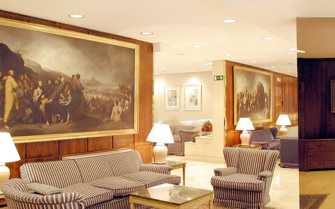 Gran Versalles - Madrid - Oleskelutila