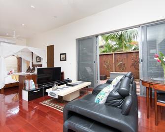 Kia Orana Villas and Spa - Раротонга - Living room