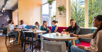 Stayokay Hostel Utrecht Centrum - Utrecht - Restaurant